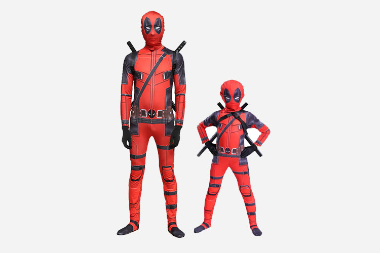 How to Make a Deadpool Costume Step-By-Step