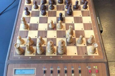 How to Choose an Electronic Chess Board