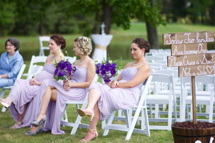 How To Survive a Wedding in the Summer Heat Waves